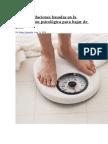 6 Recomendaciones Basadas en La Investigación Psicológica Para Bajar de Peso