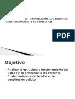 El Estado y Su Organizacion Udem Alvaro