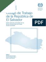 Codigo de Trabajo - El Salvador