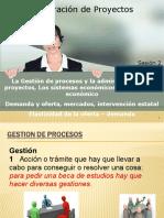 Gestion de ProyectosSesion 2 y 3
