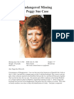 Peggy Sue Case PDF