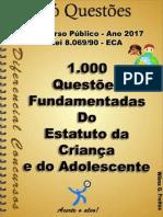 1000 Questoes Comentadas - ECA - Lei 8.069_90 - Apostila Amostra