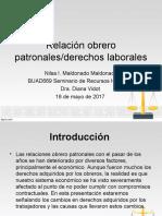Presentacion Final Seminario de Recursos Humanos 2017