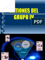 Cationes Grupo IV