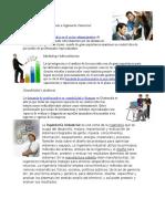 Administración de Empresas e Ingeniería Comercial