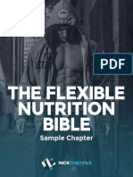 The Iifym Bible - Sample Chapter