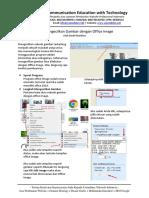 Cara Mengecilkan Gambar Dengan Office Image 2010