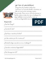 Lectura Diego Lee El Periodico
