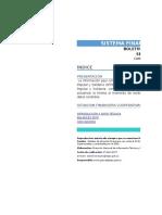 Boletín Financiero SFPS Al 31 de DICIEMBRE