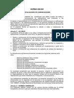 Em.020 Instalaciones de Comunicaciones