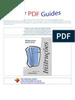 Manual Do Usuário Aeg Electrolux Dc48 p