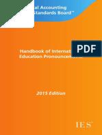 IAESB 2015 Handbook 0