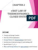 2-CHAPTER 2-First Law of Thermodynamics-Closed System