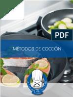 Métodos de Coccion