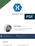 Xamarin Fest Day
