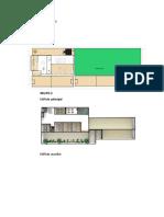 Planos Colegio Marsella