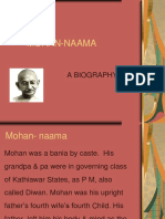 Mohan a Biography