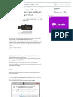 Desbloquear carpetas o archivos ocultos en USB por virus - Taringa!.pdf