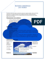 Metodo Cientifico Las Nubes