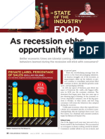 State of Food Industry 2010