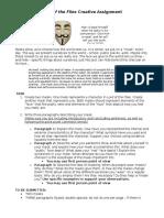 lotf masks assignment