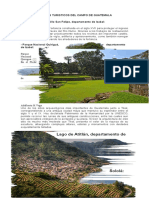 Lugares Turisticos Del Campo de Guatemala