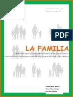 trabajo familia
