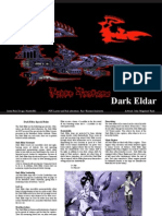Battlefleet Gothic Dark Eldar Move-Move-Shoot rules