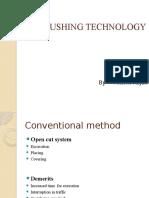 Box Pushing Technology Presentation