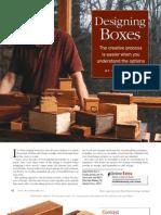 Designing Boxes