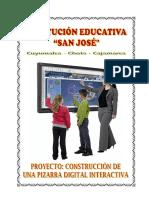 Jec-proyecto Cist-san Jose Cuyumalca