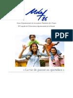 La Vie de Parent Au QuotidienUD86