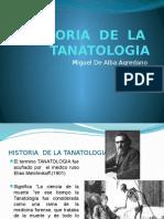 Historia de La Tanatologia 3