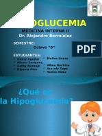 Coma Hipoglucemico