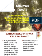 Pabrik Minyak Kelapa Sawit