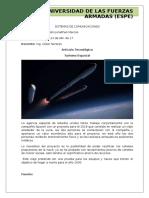 Articulo Tecnologico 1- Turismo Espacial