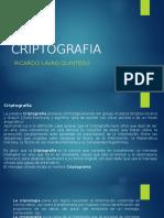 Terminos Criptografia