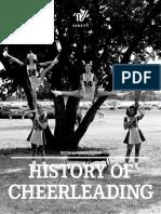history of cheer