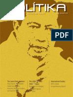 Politika - Third Quarter 2014