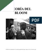 Teoría Del Bloom