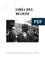 Teoría Del Bloom