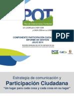 20140714ParticipacionCiudadanaRAPOT planeacion