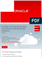 A Guide to Cloud-Based Agile Development Methodology Adoption
