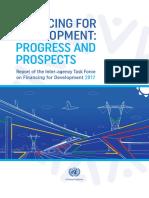 Report Financing for Development_IATF-2017