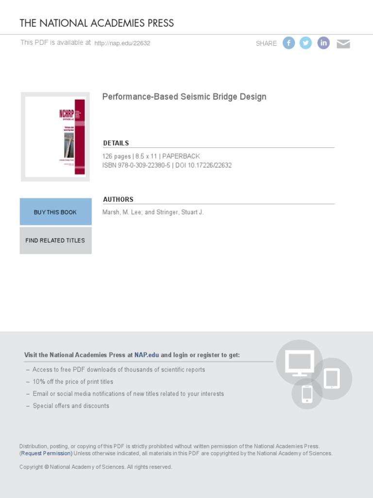 22632 pdf | Earthquakes | Earthquake Engineering
