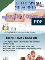 Bienestar y Confort Pediatria