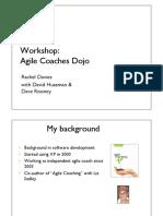 Agile Coaches Dojo
