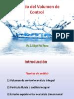 III.2. Volumen Control Ultimo