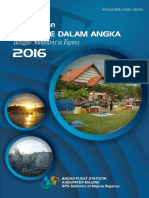 Kecamatan Banggae dalam Angka 2016