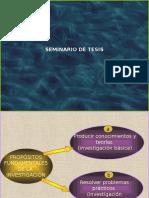 Diapositiva de Modelo de Tesis